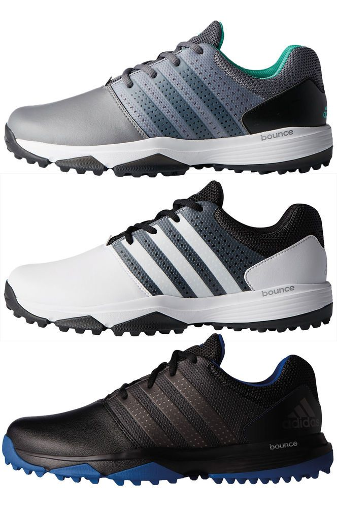 New Adidas 360 Traxion Golf Shoes 2018