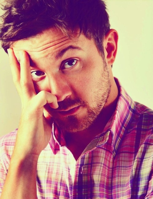 Sam Huntington, I hope that one day you become my snugglebunny...until then, a girl can dream.