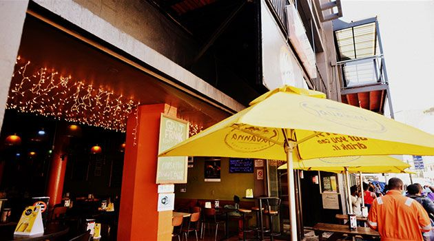 Long Street has amazing bars and pubs for you to chill after a long day of work or over the weekend while the weather is at its best! http://www.citysightseeing.co.za/
