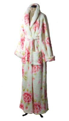 Luxurious!  Victorian Trading Company Swan's Down Robe.  $89.95