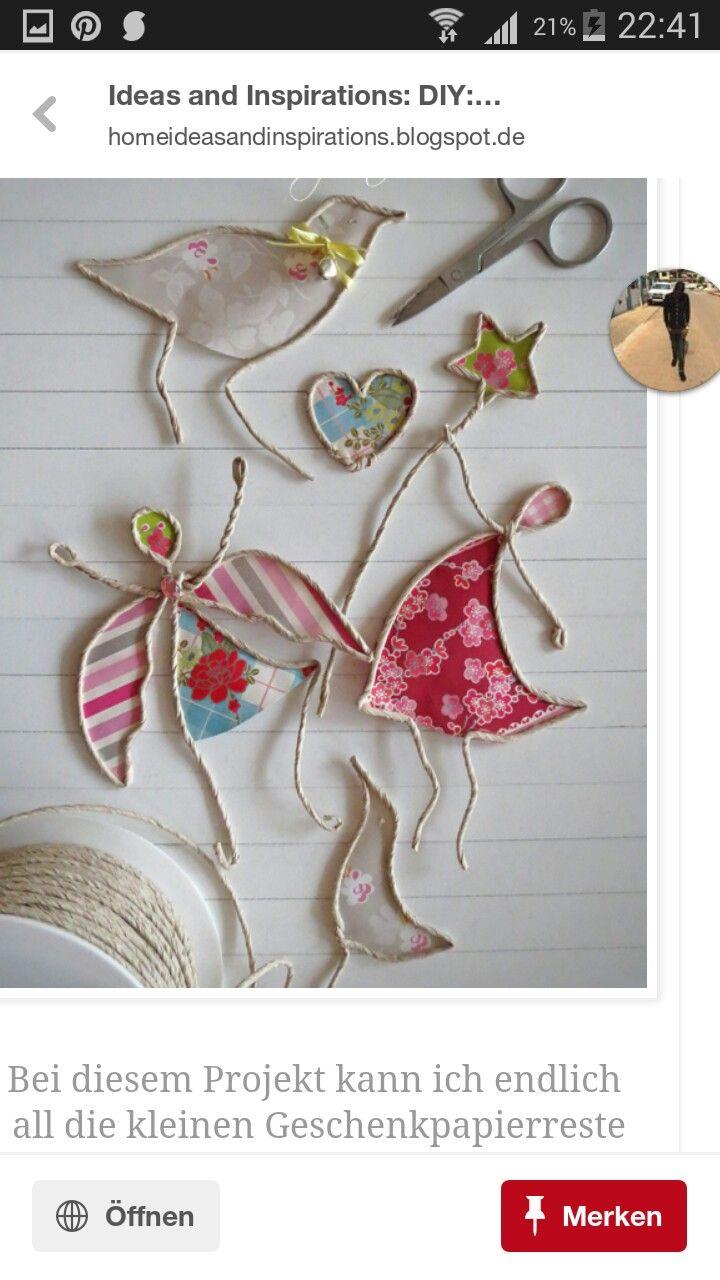 78 besten DIY Bilder auf Pinterest | Weihnachtsdekoration, Basteln ...
