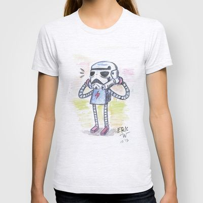 18$ at http://society6.com/EricWirjanata/Carlo-the-Robot-with-his-Storm-Troopers-helmet_T-shirt#11=50&4=74