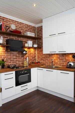 Pikkukaksion keittiöremontti