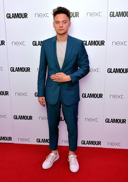 Conor Maynard attends the Glamour Women Of The Year Awards at Berkeley Square Gardens on June 7 2016 in London England