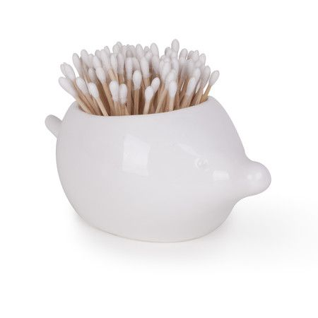 Found it at AllModern - Foresta Porcupine Bathroom Canister http://www.allmodern.com/deals-and-design-ideas/p/The-Bold-%26-Bright-Bathroom-Foresta-Porcupine-Bathroom-Canister~UMB2160~E18354.html?refid=SBP.rBAZEVPoFtAy5kVqNt6cApeAMNFcm0ghp4gow7UAaa8