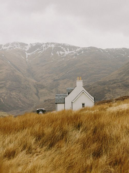 Isle of Skye, Scotland | Nirav Patel. If i could get internet out there i'd love to be somewhere so isolated :)