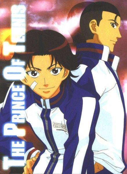 Golden Pair - Seigaku (The Prince of Tennis)