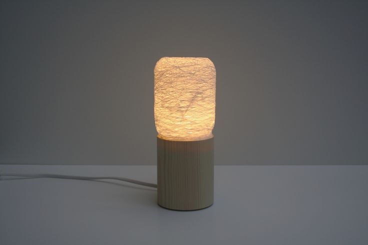 Fifty/Fifty table lamp.