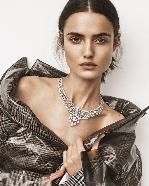 Blanca Padilla - Harper's Bazaar Turquia Janeiro 2018