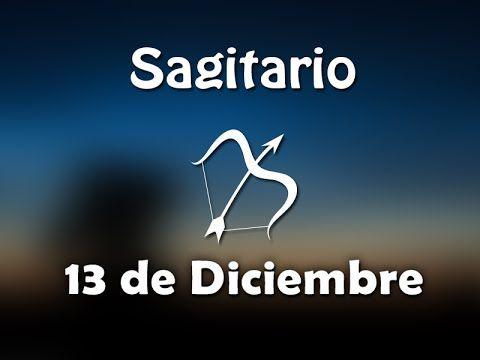Horóscopo de Hoy: Sagitario 13 de Diciembre, 2014