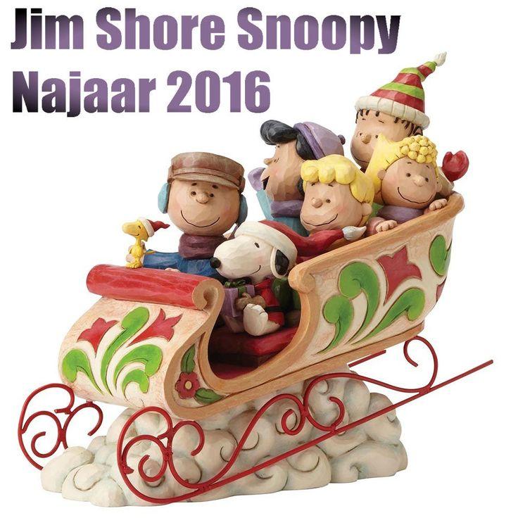 Snoopy Peanuts Najaar 2016