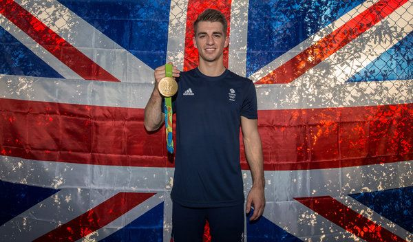 (CREDITS: Steve Paston/PA Wire)  New Year's Honours 2017: Olympic Stars Dominate After Record-Breaking Rio  Max Whitlock, MBE (File photo dated 26-08-2016 of Great Britain's double Olympic Champion Max Whitlock)