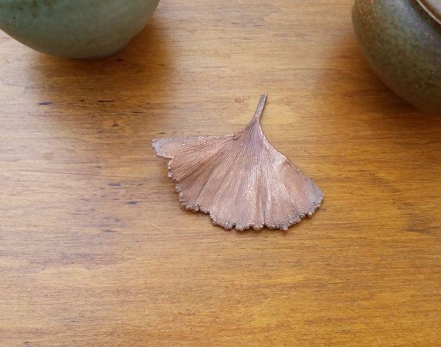 Ginkgo Leaf £16.00