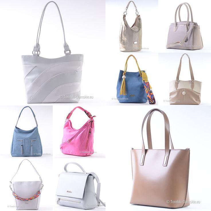 300 modeli damskich torebek w różnych kolorach, fasonach w promocyjnych cenach na 10-ty jubileusz sklepu internetowego Torebki-Damskie.eu