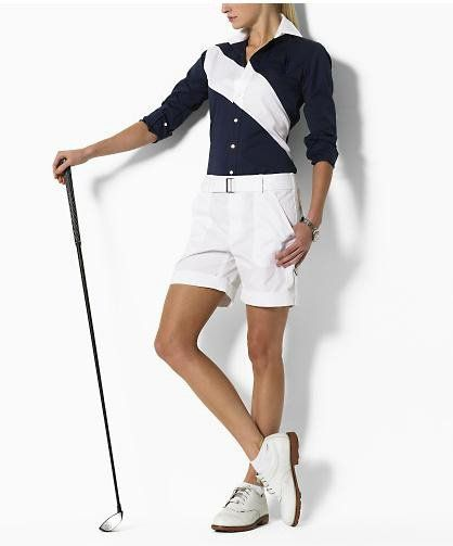 I thought this link was for ladies golf apparel vancouver...love this outfit! It's not the outfit, it's golf tips and that's not all bad!