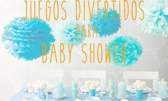 Juegos divertidos para un baby shower - mi caja de recuerdos  http://www.micajaderecuerdos.com/2016/09/20/juegos-divertidos-baby-shower/