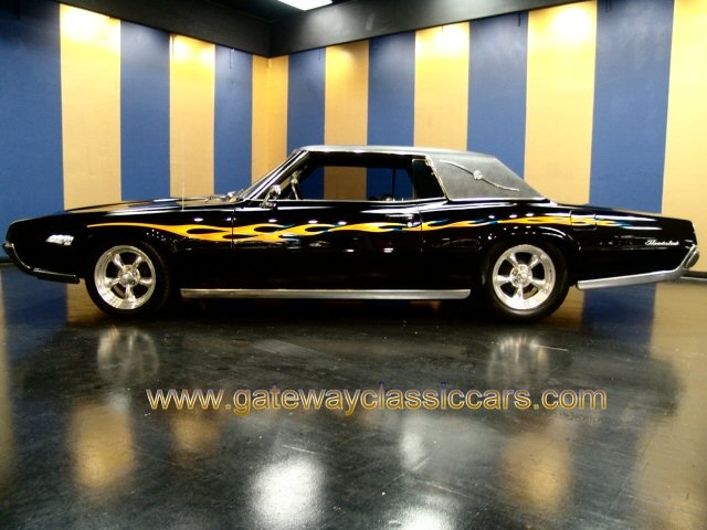 36 Best Car 1967 Ford T Bird Images On Pinterest