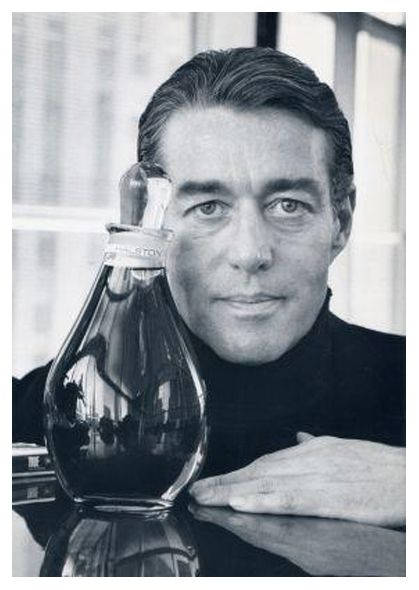 Roy Halston Frowick better known as Halston.     I wanted nothing more than to grow up & wear Halston dresses, lol. I wore his parfum and  made my boyfriends wear the Halston fragrnce for men...