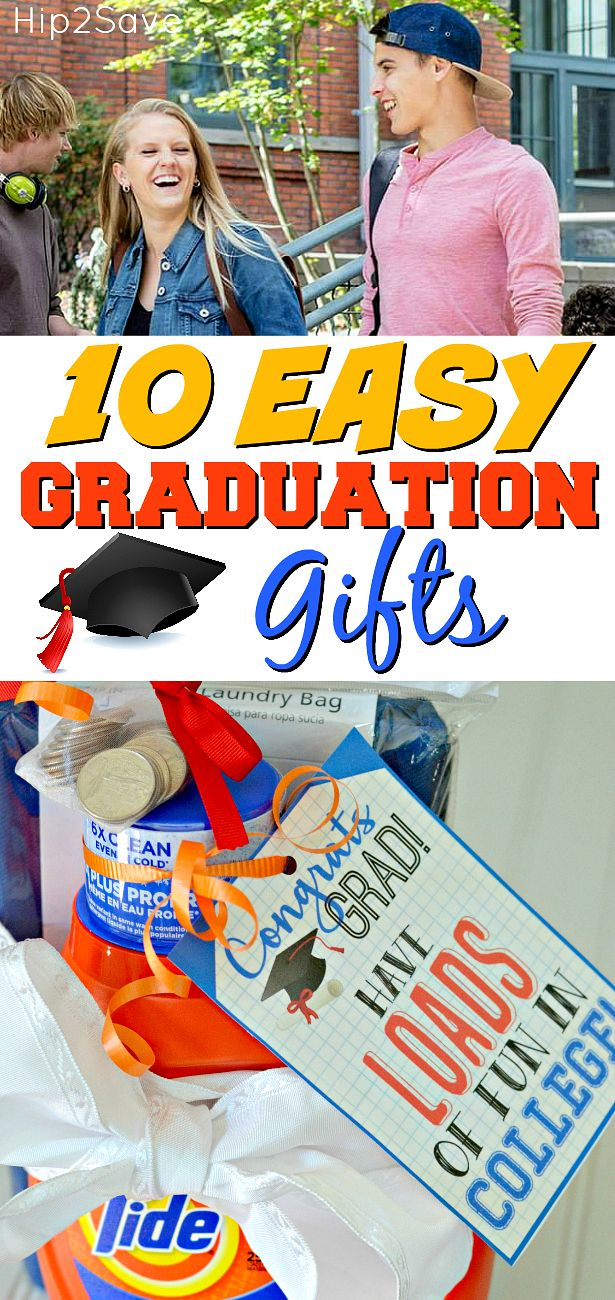 Know someone who is graduating? Check out these thoughtful but practical gifts!