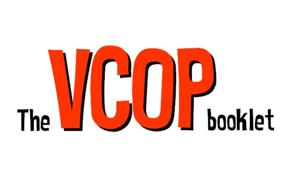 FREE VCOP booklet - great tool to improve students' writing