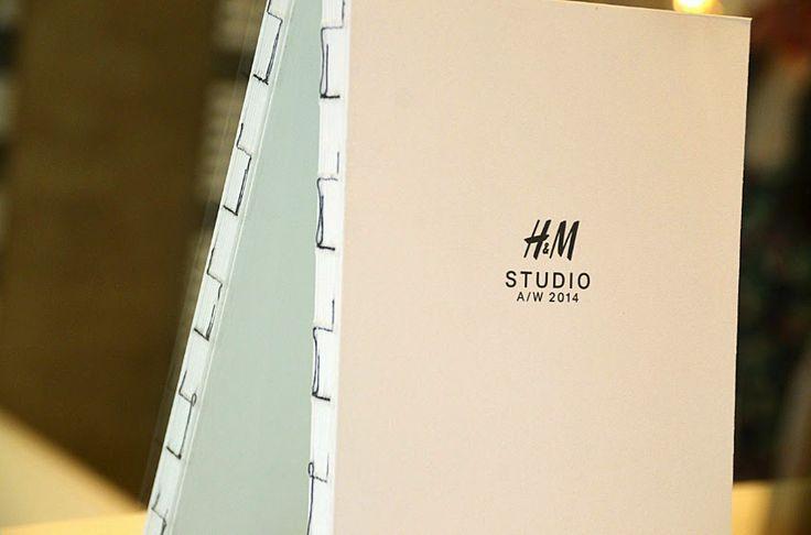 Ivânia Diamond: PRESS DAY - H&M STUDIO A/W 2014