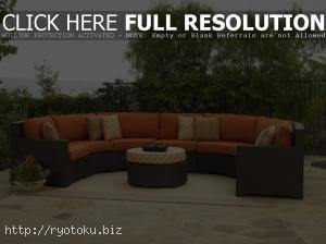 desain ruang dapur minimalis modern yang cantik Chic Curved Sofa Desain Sofa Sudut Cantik Untuk Ruang Tamu Rumah Modern Minimalis