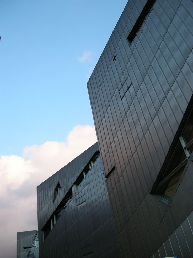 Sharp architecture _ Judisches museum Berlin _Chiara Villata