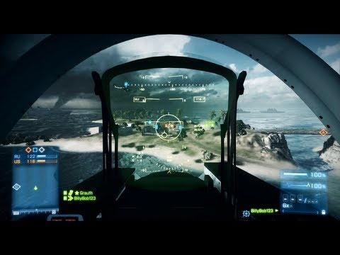 Battlefield 3: Wake Island Gameplay Trailer
