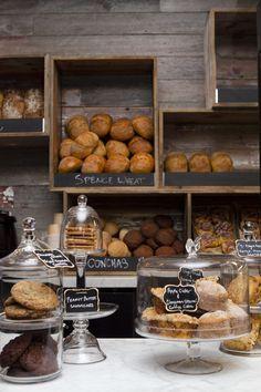 Kaper Design; Restaurant & Hospitality Design: Local Favorite; Little Goat Bread