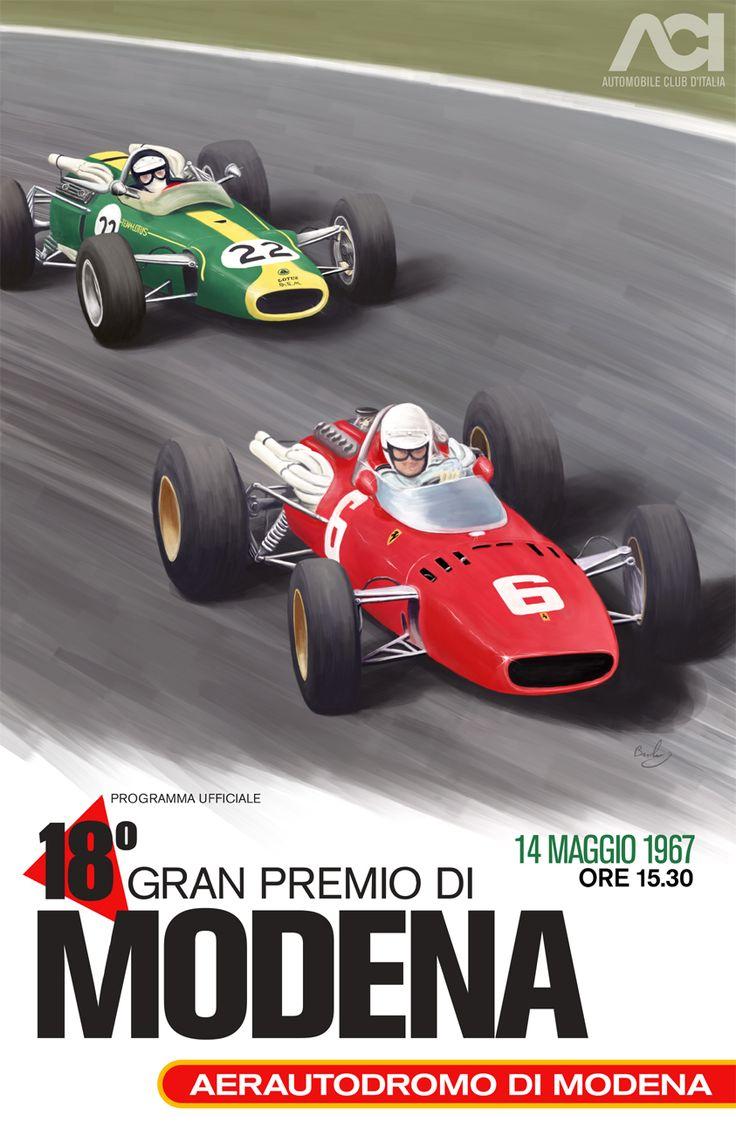 18° Gran Premio di Moena 1967