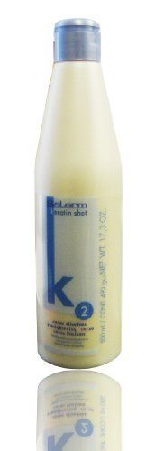 Salerm Keratin Shot Straightening Cream Step 2 17.3oz ** More info could be found at the image url. #hairenvy