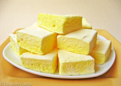 Lemon Marshmallows Like You've Never Had Them Before