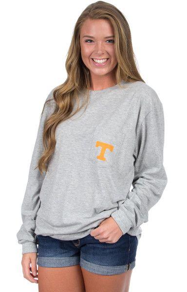 Tennessee Stadium Tee - Long Sleeve Front