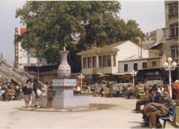 Kadıköy Çarşı, 80'ler.