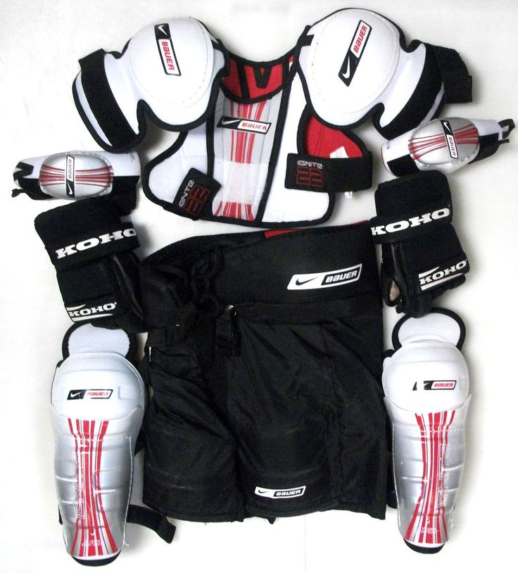 Ice hockey means lots of action, colliding and obviously fun, but sometimes, playing ice hockey too become terrible for those who played without wearing essential accessories.  You can easily purchase them from the online hockey apparel store. #Ice_Hockey_Accessories