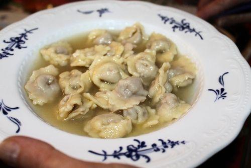 Итальянская паста по семейным рецептам Федерико Феллини   Публикации   Вокруг Света