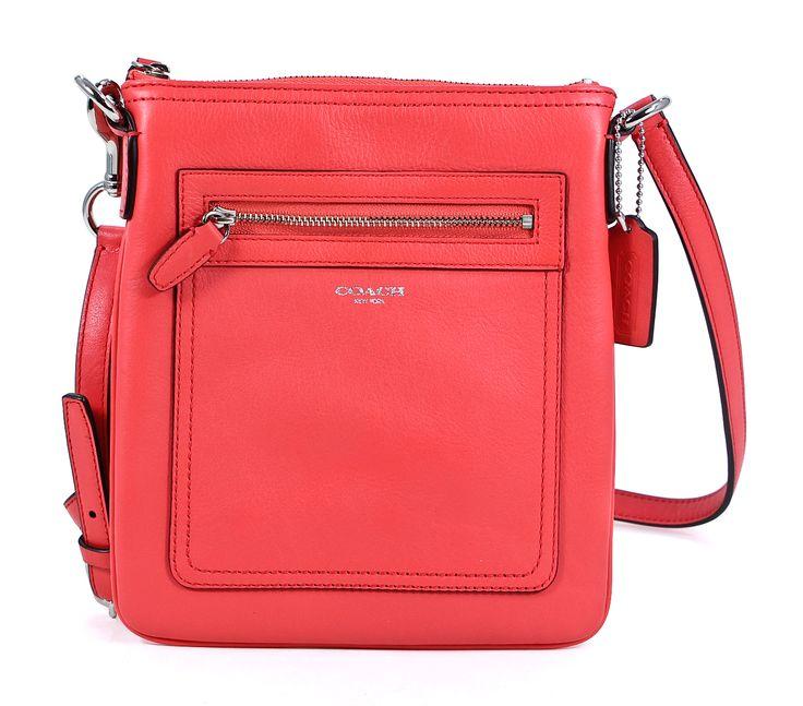 Pink Coach Crossbody Bag | for me | Pinterest