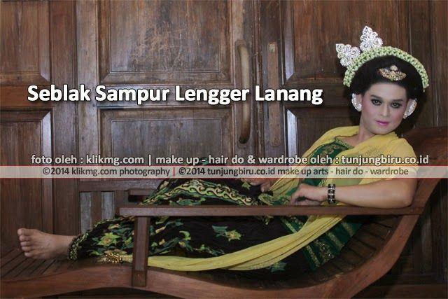 Seblak Sampur Lengger Lanang - Tata Rias & Busana oleh Tunjung Biru - Tunjungbiru.co.id Rias Pengantin Purwokerto | Fotografer : Klikmg Fotografer Purwokerto
