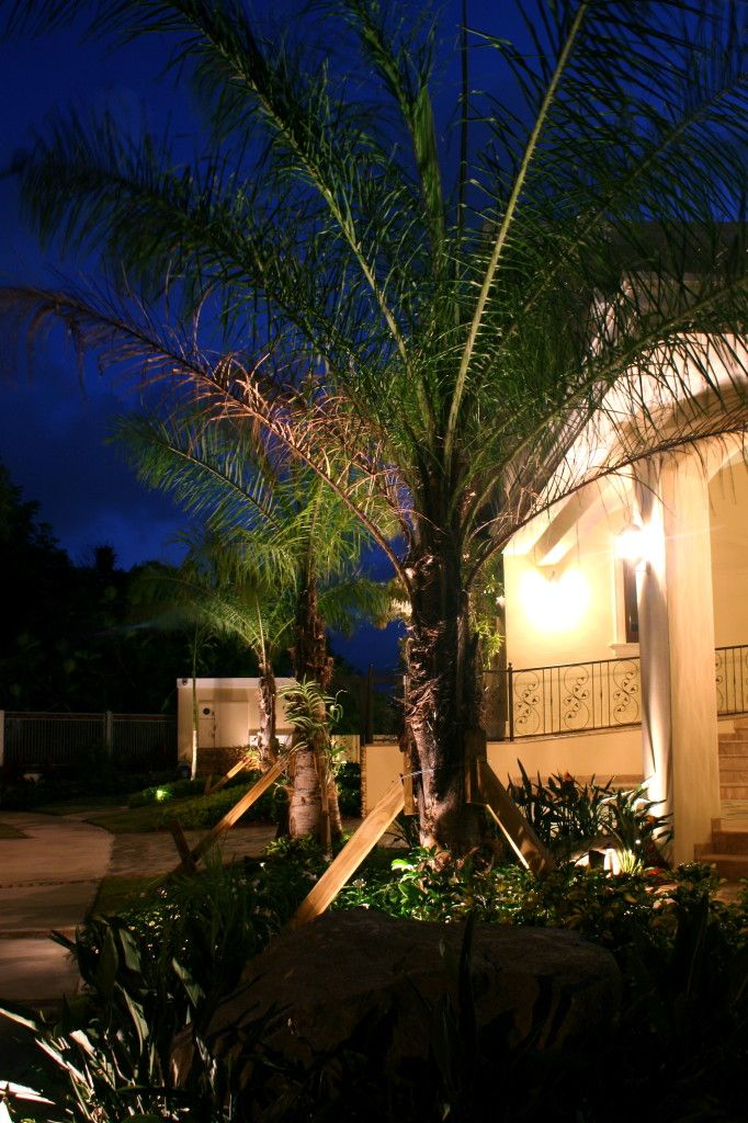 Outdoor Lighting in Tampa Bay can be set to make it look like you are home - 24 Best Landscape Lighting Images On Pinterest