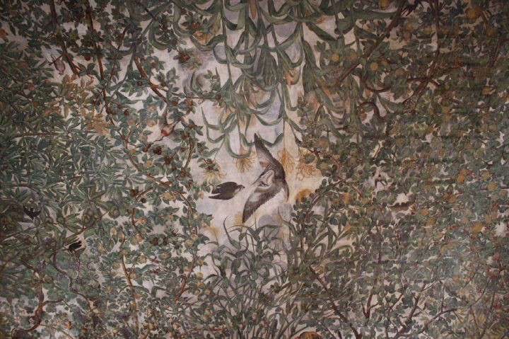 Sala del fogliame a Palazzo Grimani