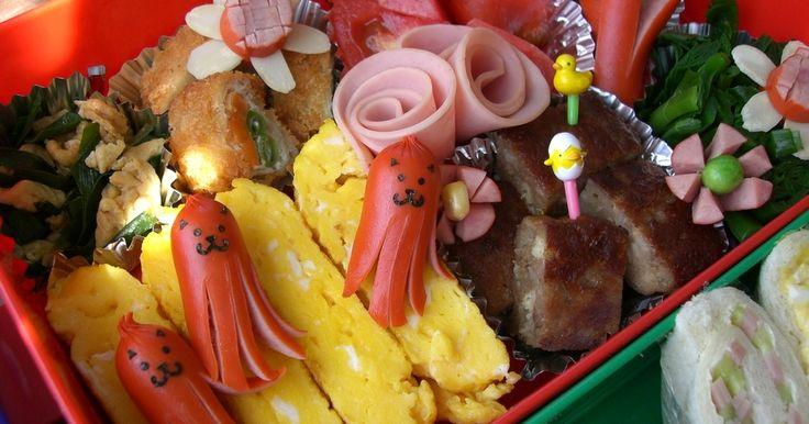 簡単♪お弁当にハムのお花 by こばたん 【クックパッド】 簡単おいしいみんなのレシピが275万品