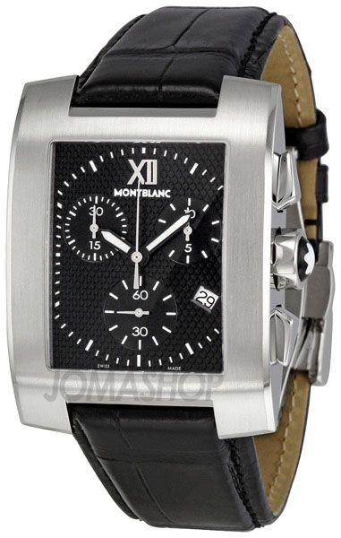 Montblanc Profile Mens XL Chronograph Watch. List price: $2410