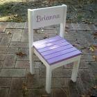 Ana White   Bauen Sie vier Dollar stapelbare Kinderstühle   Kostenlose und einfache DI …