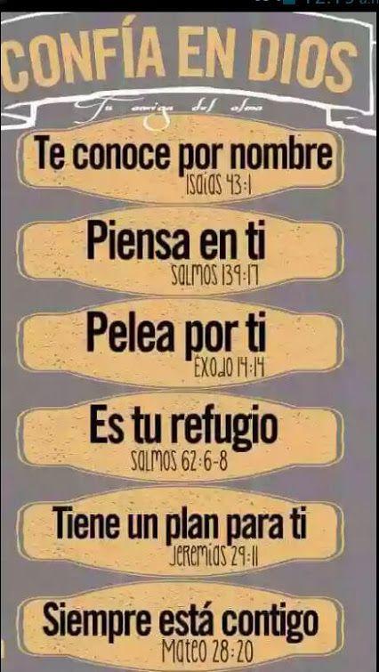 Dios tiene todo bajo control!