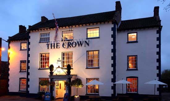 Crown Hotel, Norfolk Hotels, Wells, Luxury Hotel, Hotel Accommodation Norfolk