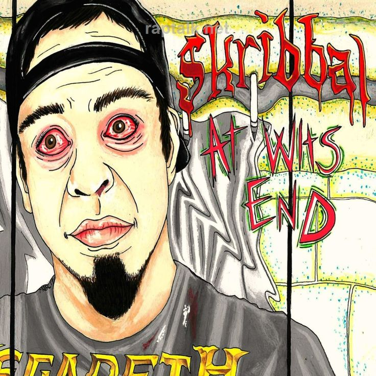 "Skribbal  ""At Wits End"" Mixtape Link (Exclusive) - The post ( Skribbal  ""At Wits End"" Mixtape Link (Exclusive) ) appeared first on  RAPTALK.NET .  Skribbal, releases his first mixtape since his album release ""Drug Spun Funk"" exclusively here on RAPTALK today. At Wits End packs 22 hard hitting tracks showing Skribbal's  versatility as a Hip Hop MC. This is not the Skribbal you are used to. This mixtape features Pr3acher, MC Random and Apakalips of Area 51, Morus, K-Fix and […]  More o.."
