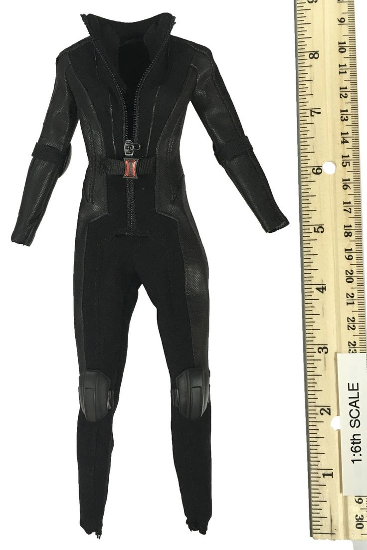 Captain America: Civil War: Black Widow - Body Suit (See Note) - Toy Anxiety