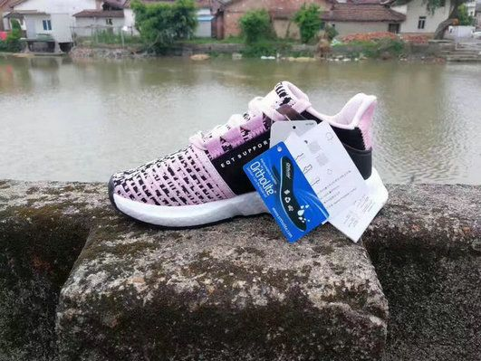 adidas EQT Support Adv Women BlackMetallic SilverWhite