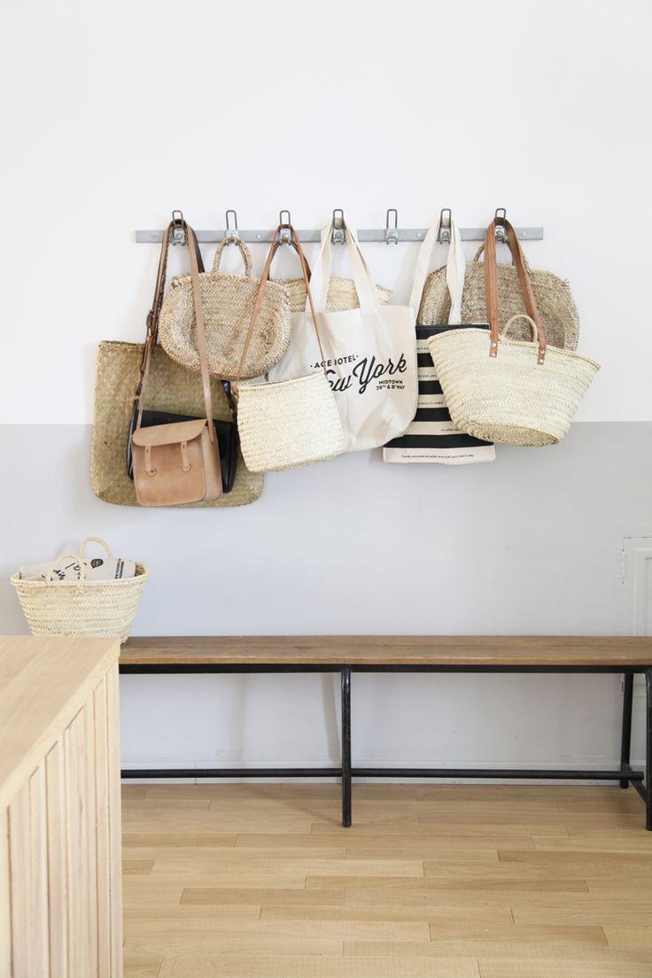 Chez Estelle Leprince // Milk&PaperToc-toc-toc