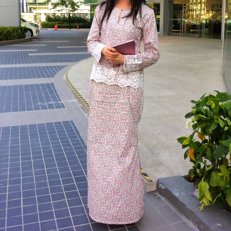 ♥Where ideas come to life♥: DressyPat17 : English Cotton Baju Raya